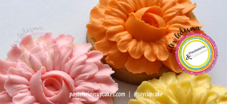 Galletas Flores royal icing