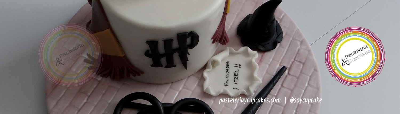 Pastel Harry Potter en fondant
