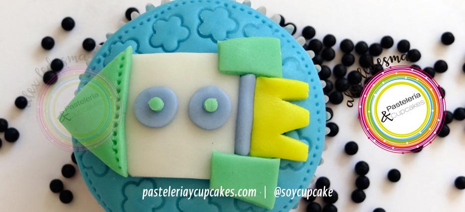 Cupcake nave espacial