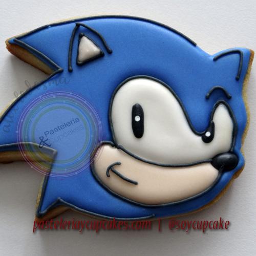 Galletas Sonic